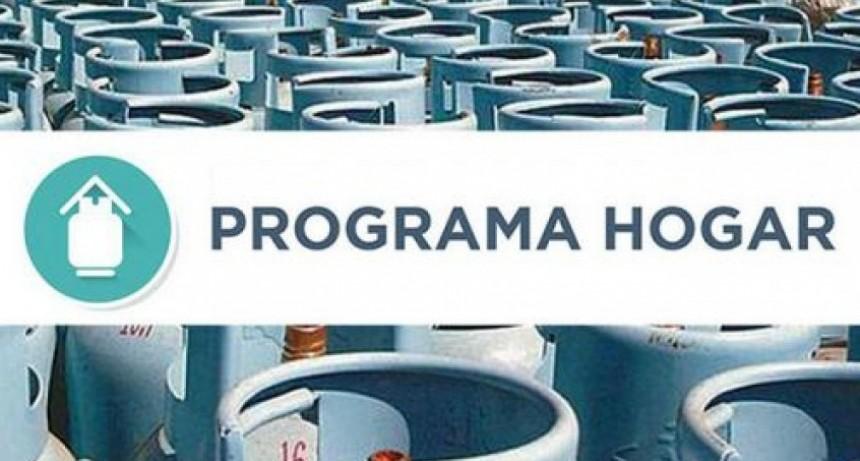 Llega el programa Hogar   La garrafa de 10 kg. para todos los vecinos que la necesiten