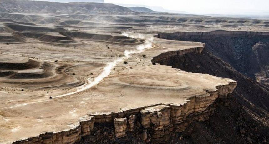 El 11 de junio presentarán digitalmente el Dakar 2021