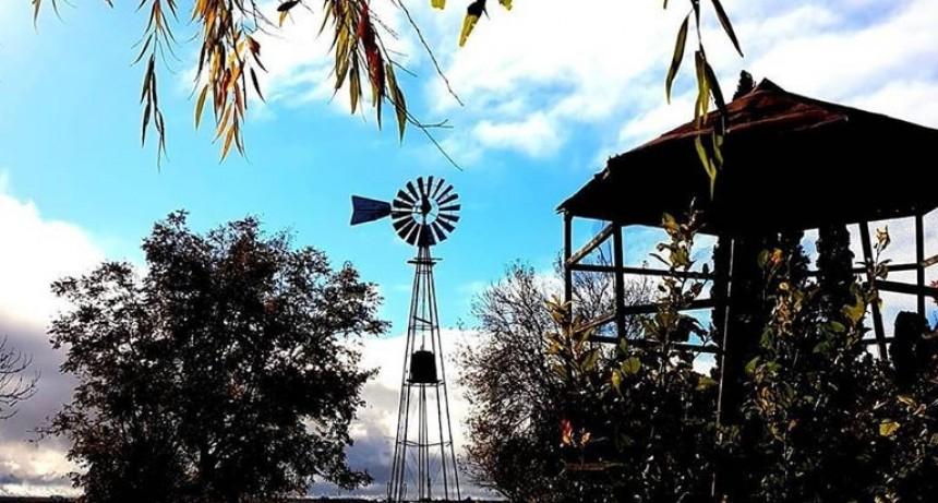 Para el hombre de campo. Presenta Asociación rural de Gral Viamonte