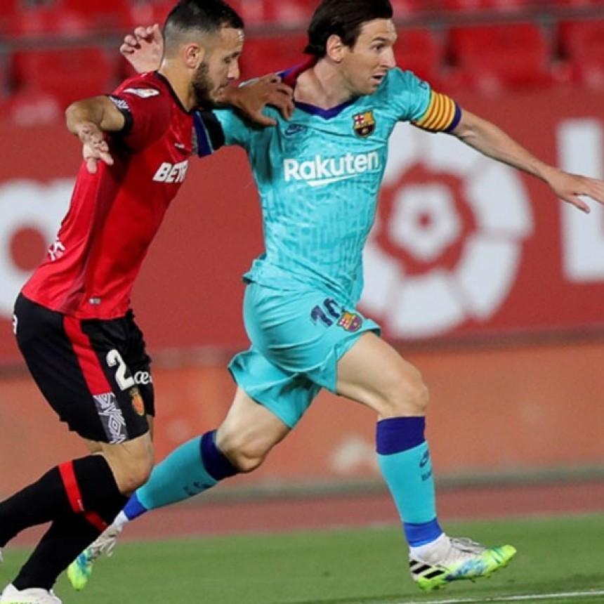 Messi, protagonista de un nuevo récord en LaLiga