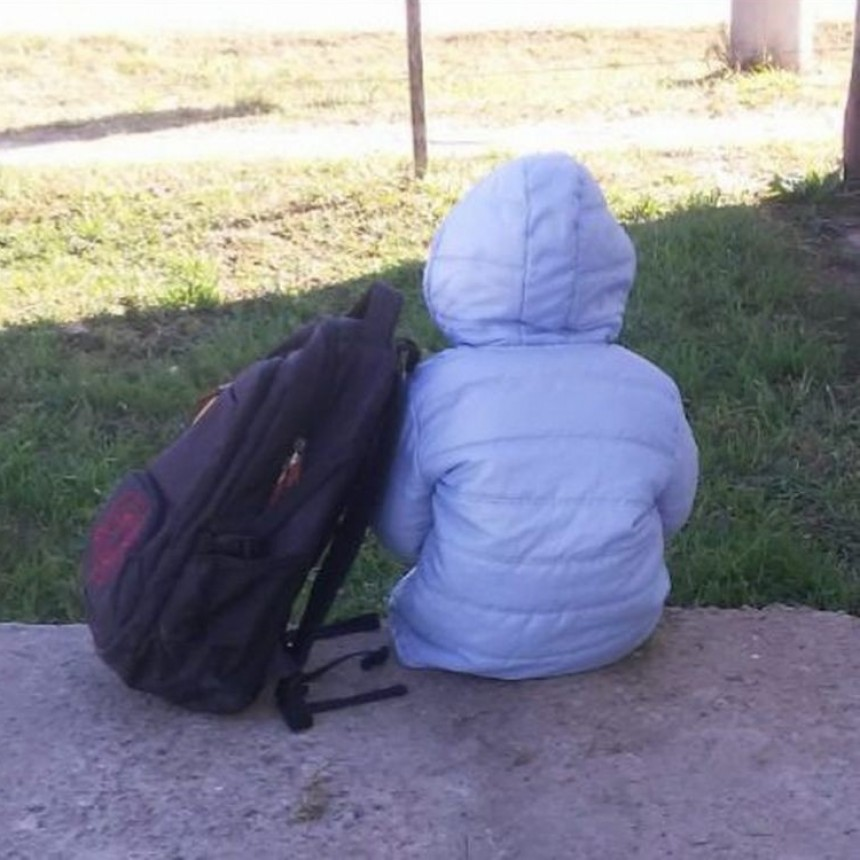 EMOTIVO | Pudo reencontrarse con su mamá tras bloqueo interprovincial
