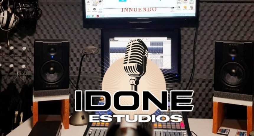 ESTUDIO IDONE | Se preocupa por el artista,  buen trato, amabilidad, técnico capacitado a la hora de grabación. Al alcance de cualquier artista o banda