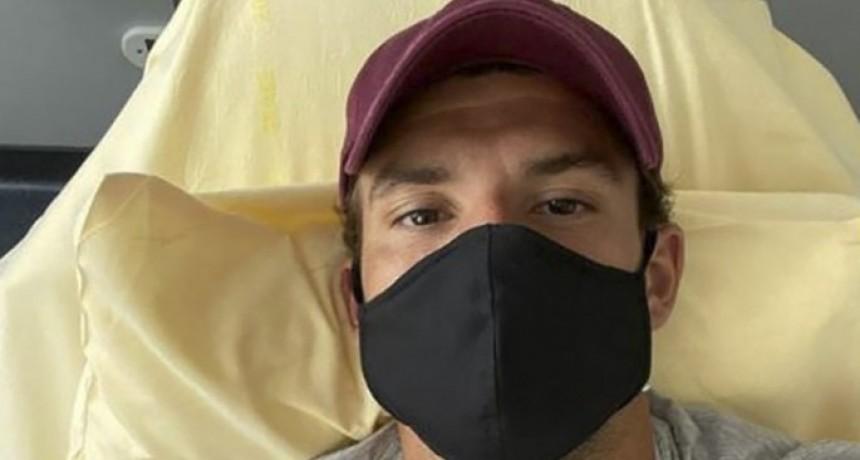 Grigor Dimitrov dio positivo de coronavirus