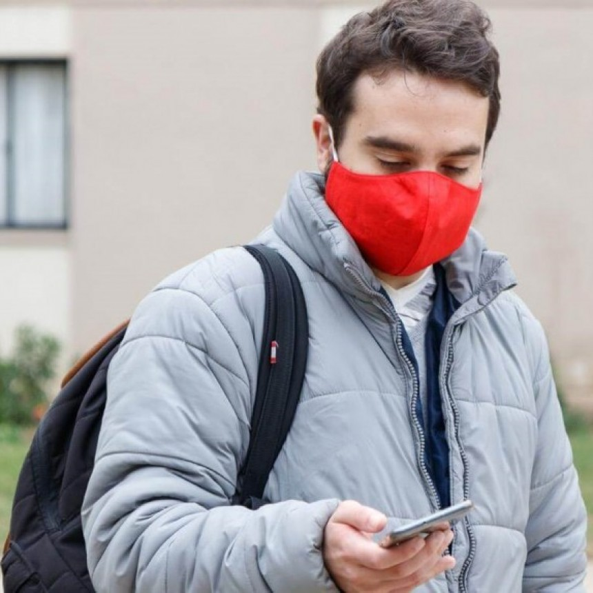 Coronavirus en la Argentina | La app CuidAR suma nuevas preguntas para renovar el permiso de circulación