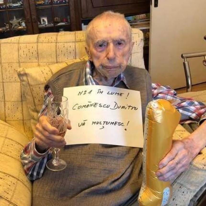 Murió a los 111 años el hombre más longevo del mundo