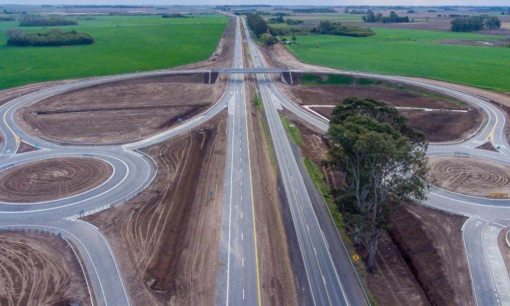 Se inaugura la Autovía Chacabuco - Junín
