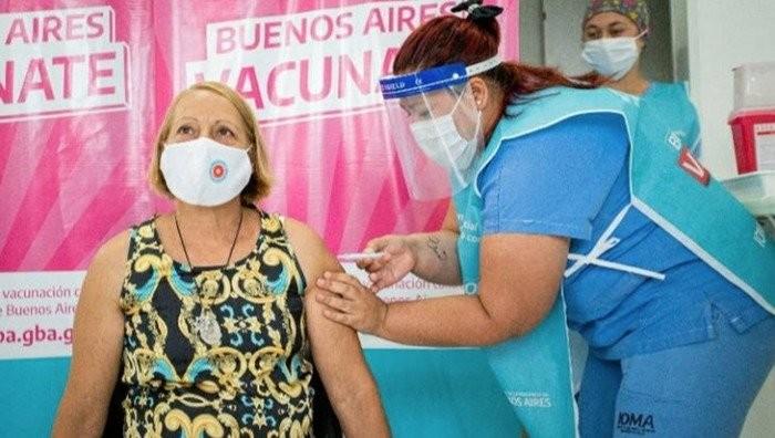 15 municipios de la cuarta están próximos a completar la vacunación en la población de riesgo