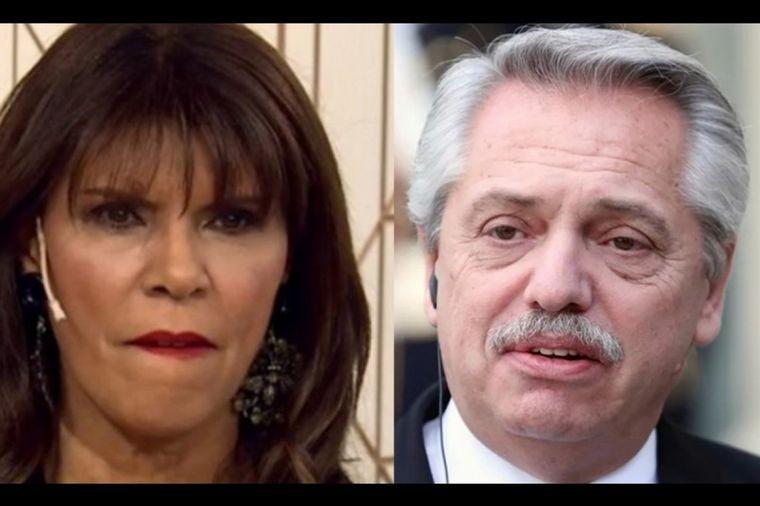Indignada  | La furia de Anamá Ferreira contra Alberto: