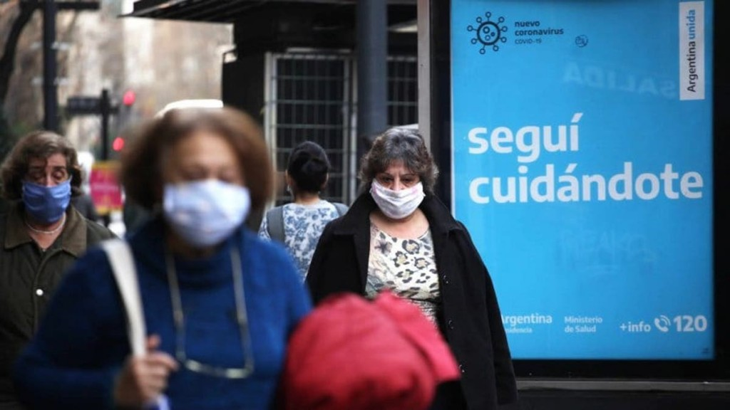 El Gobierno extendió el DNU con las restricciones hasta el 25 de junio por la segunda ola de coronavirus