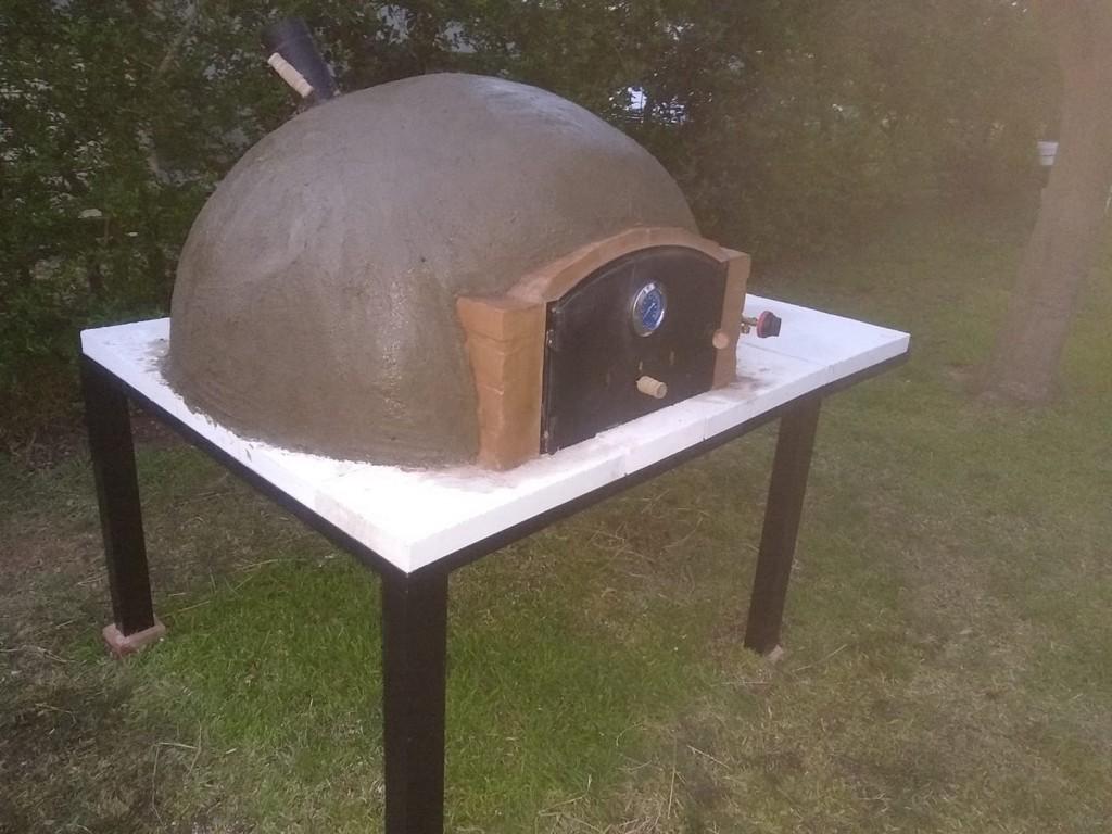 MARIANO CARRED | El horno de barro, mucho más que un elemento para cocinar.  Horno de barro, al calor de la historia...