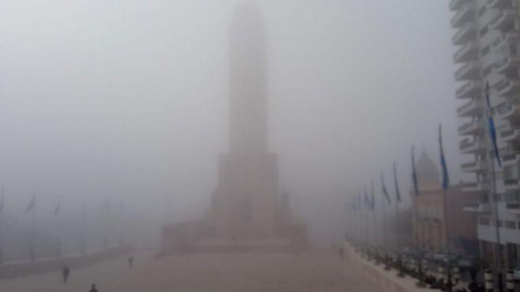 Rosario rindió homenaje a Belgrano en el día de la Bandera