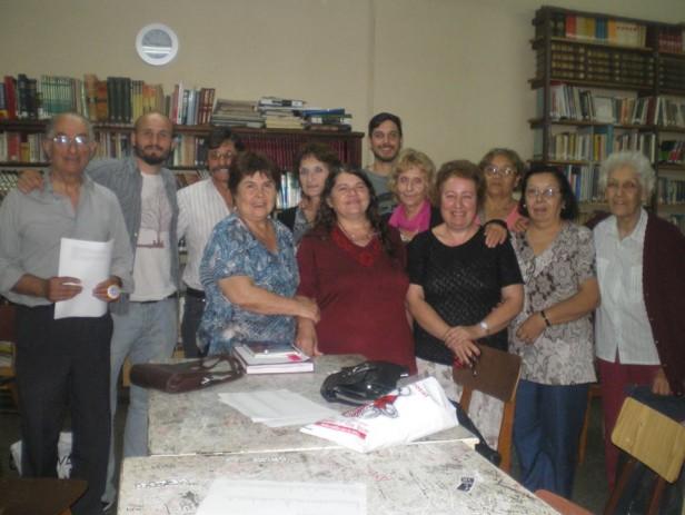 La sociedad de escritores Toldenses, presenta su espacio