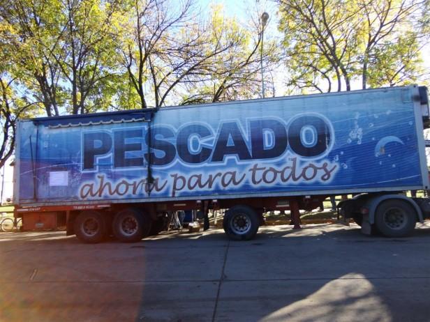 "Pescado Popular Argentino: ""Miércoles 23 en Feria Franca Municipal"""