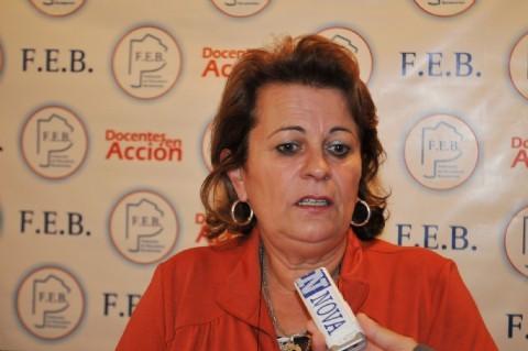 Conflicto docente Petrocini: