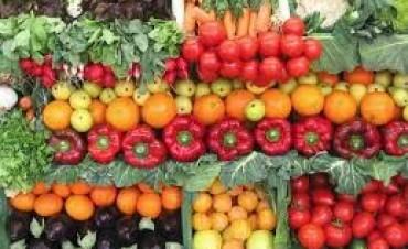 """""""Verdura y Frutas Regionales para Todos"""""""