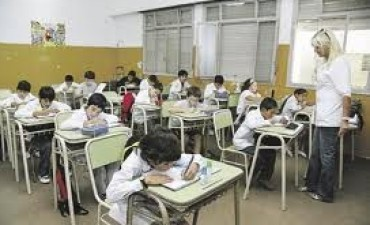 Se implementará la doble escolaridad