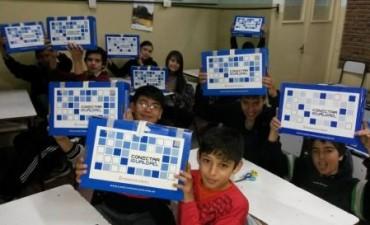 Computadoras para alumnos del CEPT 21