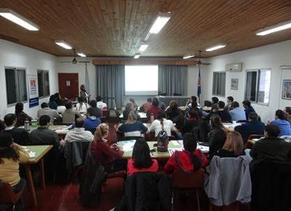 Interpretando a la calidad: El Taller de calidad de semillas de soja, contó con un buen número de participantes se acercó al INTA Pergamino