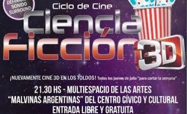 CICLO DE CINE: Este  jueves se va a proyectar