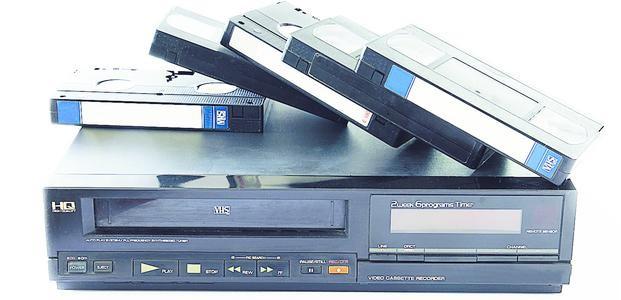 El fin de una época: anuncian que dejarán de fabricar videocaseteras