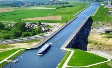 Plantéan hidrovía de Córdoba a La Plata