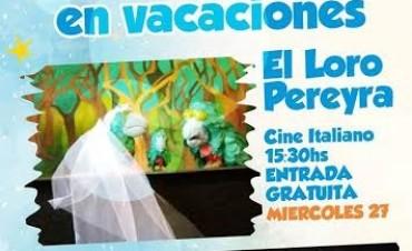 Màs espectàculos gratuitos para los chicos en vacaciones