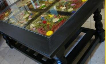 Cómo pintar un mueble de algarrobo By prof Silvia Bosero