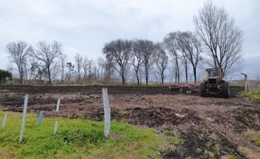Se cultiva el trabajo en la granja Hogar