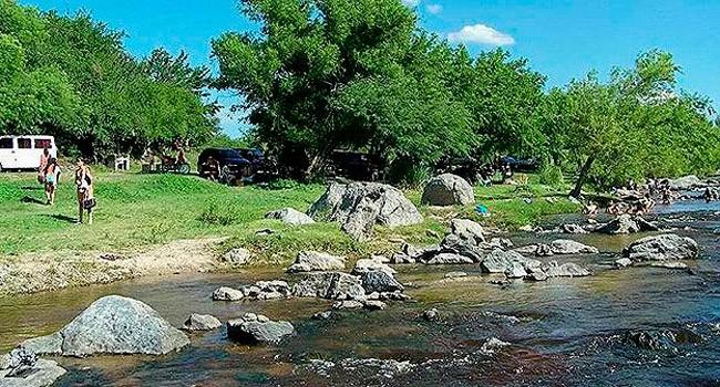 San Carlos Minas descubre las bellezas naturales en el Valle de Traslasierra