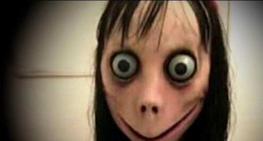Momo, la cadena de WhatsApp que aterroriza a todos