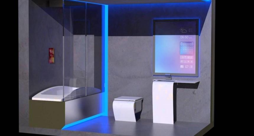 El futuro en el baño ya está aquí