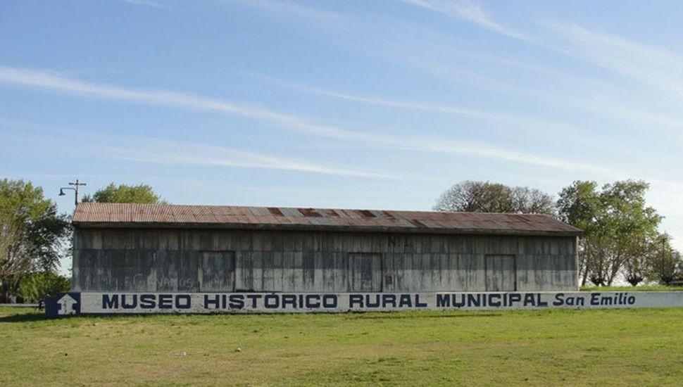 MUSEO HISTORICO RURAL:  un lugar donde la cultura se junta