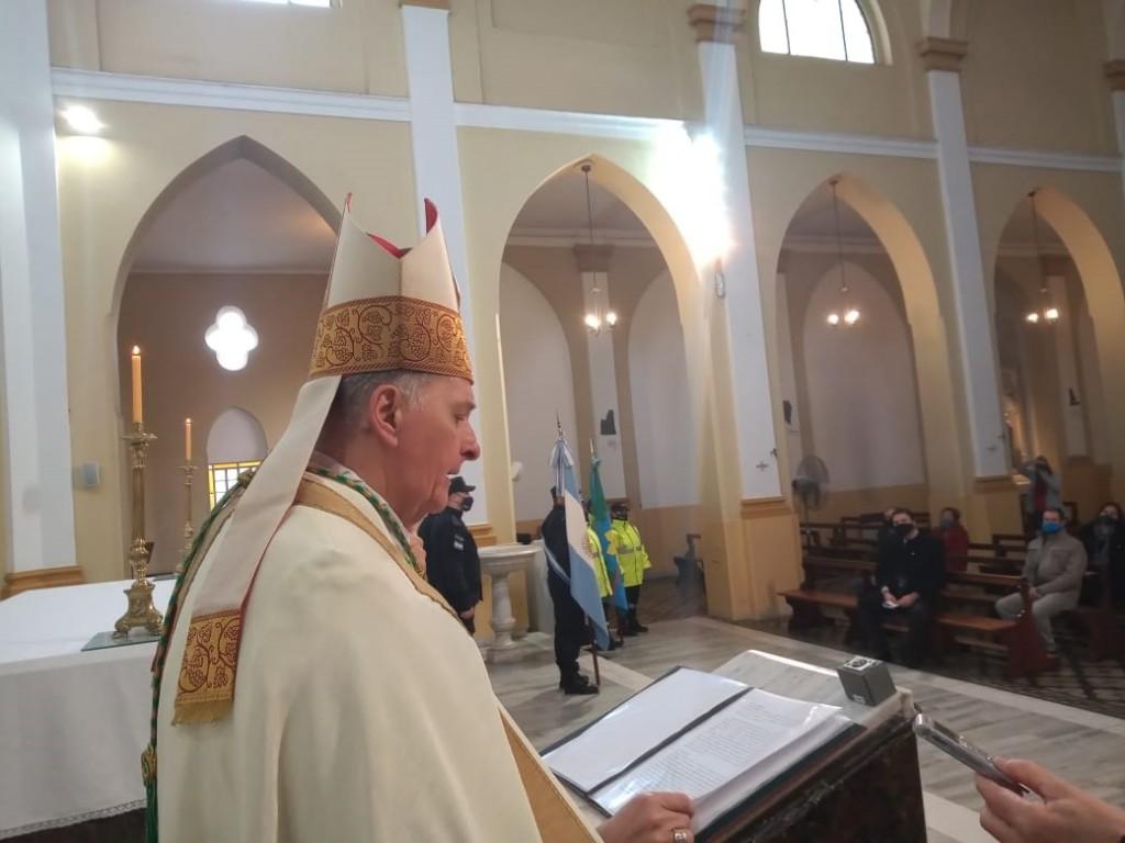 Tedeum del Día de la Independencia en el Obispado