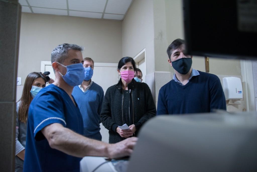Se incorpora un nuevo sistema informático para que los estudios por imágenes se puedan ver en todas las áreas del hospital