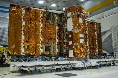 En qué consiste la misión del satélite argentino SAOCOM 1B
