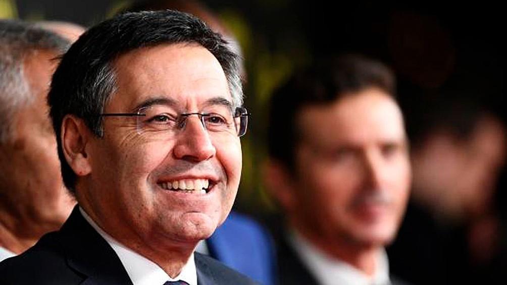 El presidente de Barcelona sobre la negociación por Lautaro: