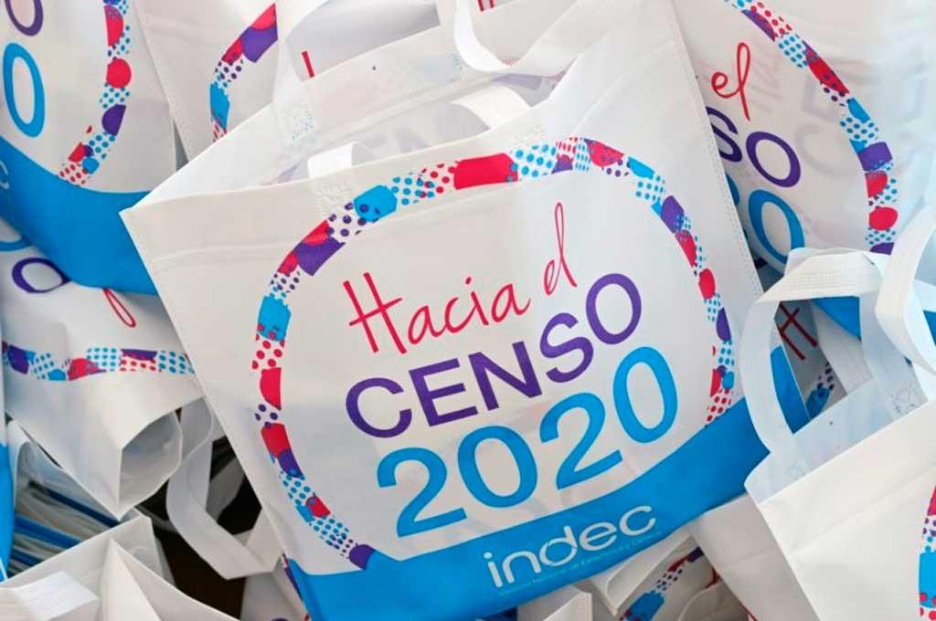 Iniciaron un operativo en Gral Viamonte pre censo nacional 2020