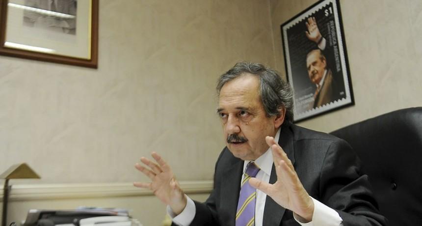 Ricardo Alfonsín dijo que el documento de Cambiemos