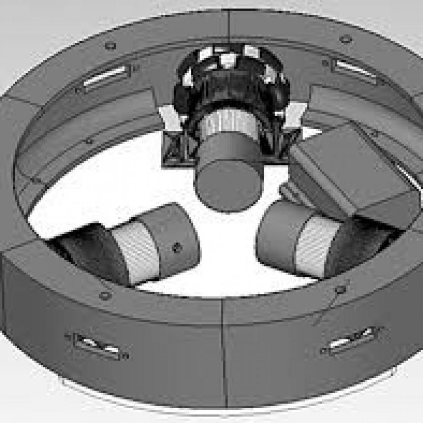 Investigadores diseñan robot para descontaminar espacios abiertos