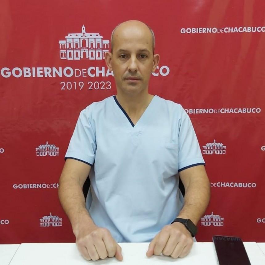 CHACABUCO | Tres nuevos casos de coronavirus, uno autóctono