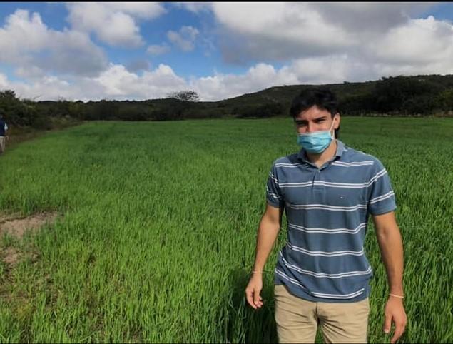 TOBI OZAN 365 DIAS DESPUES | Con la fuerza de la juventud despues de ver arder el campo de su familia, impulsó un plan para reconstruir tierras incendiadas