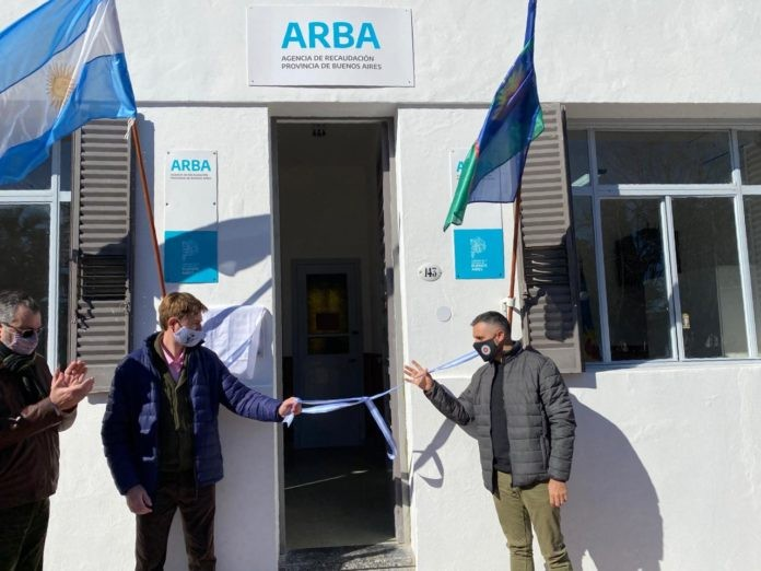 J.B. ALBERDI | Arba reinauguró oficinas