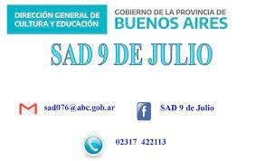SECRETARÍA DE ASUNTOS DOCENTES de 9 DE JULIO informa