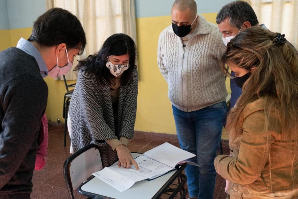GRAL VIAMONTE | 4 Escuelas que se reforman