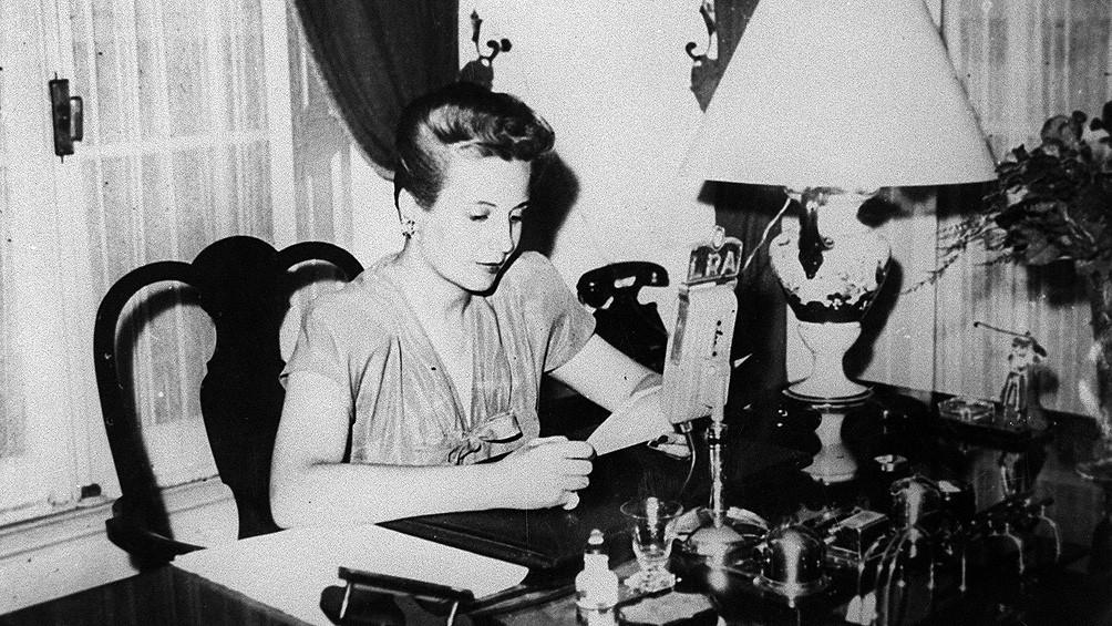 Canal Encuentro presentará un especial sobre Eva Perón en el aniversario de su muerte