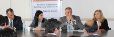 En 25 de Mayo. Realizaron jornada interforal de prevención comunitaria en seguridad pública