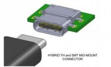 Ya está listo el nuevo conector USB reversible. El nuevo estándar fue finalmente aprobado y comenzará a aparecer en equipos a lo largo del año. No será compatible con el formato actual.