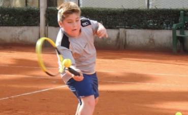En la vecina ciudad de 9 de Julio: Encuentro de Tenis para principiantes