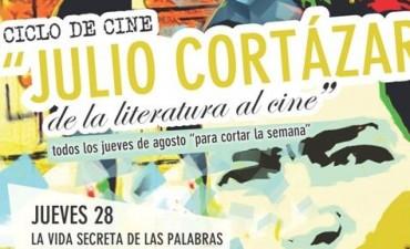 """CICLO DE CINE:  """"JULIO CORTÁZAR, DE LA LITERATURA AL CINE"""""""