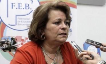 Los docentes de la FEB se suman al paro nacional y no habrá clases el próximo jueves